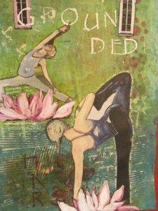 Yoga Girls, Grounded